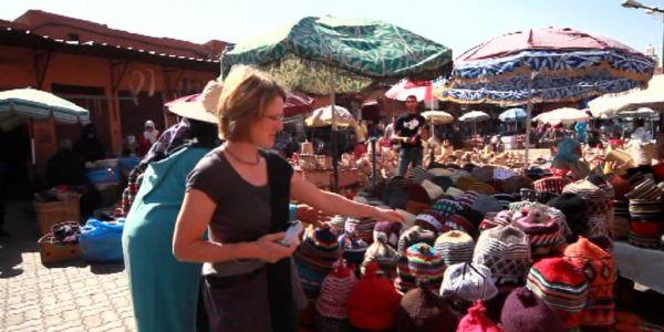 أحداث فنية التوقيع بمراكش على ميثاق المدن السياحية بالمغرب. الثلاثاء 15  ديسمبر 2015