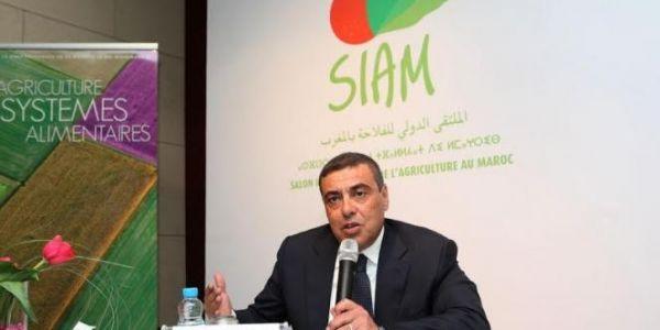 جواد الشامي مندوب المعرض الدولي للفلاحة مازال فبلاصتو