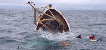 باركو ديال الصيد الساحلي غرق فسواحل الداخلة و23 بحار تعتقو من الموت بأعجوبة