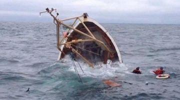 عتقو ثلاثة بحارة من الموت فعرض البحر بالداخلة