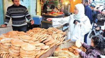 معمرها كانت فتاريخ المغرب: بسبب اضراب التجار ثمن الخبز فسوس فايت الحامض