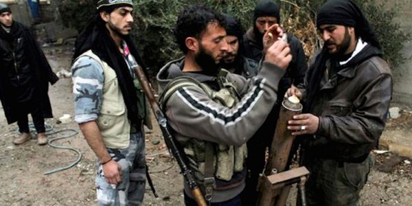 استنفار مخابراتي فاسبانيابسباب دواعش مغاربة فسوريا ضربوها بغبرة