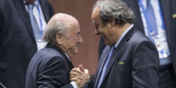 فرنسا: اعتقلو بلاتيني بسبب صفقة مونديال قطر 2022