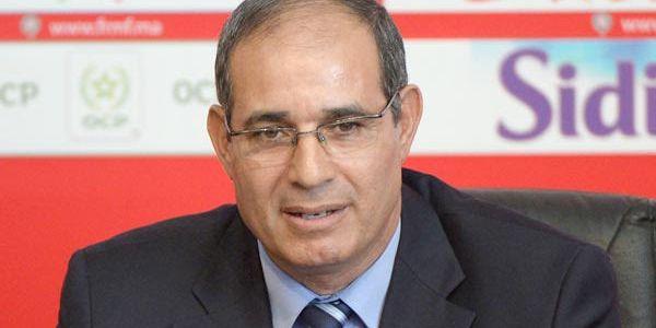 بادو الزاكي غادي يدرب الدفاع  الحسني الجديدي