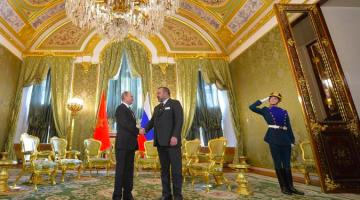بنعرفة حاضر لقمة روسيا افريقيا والبوليساريو ما حاملينهاش بوتين