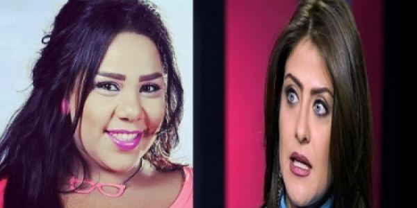 بالفيديو. ماكلاتش اللحم هادي مدة. مذيعة مصرية تعض زميلتها على الهواء