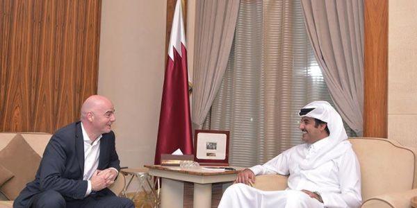 صافي رسميا: مونديال قطر 2022 غادي يبقى ب32 منتخب