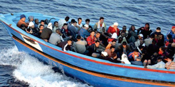 ما يقارب ثلاثة الاف حراگ وصلو لإسبانيا فيوليوز اغلبهم مغاربة وماليين