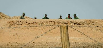 للمرة الرابعة. الجيش ما كيتعاتقش مع لّي قرب من الجدار و قصف مجموعة من المنقبين الموريتانيين عن الذهب قربو من الحدود
