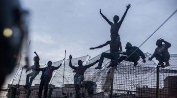 اسبانيا والمغرب على موعد مع نص مليون مهاجر جايين باش يحرگو لأوروبا