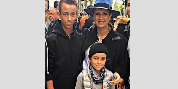 الأزمة المغربية الفرنسية غادية وتكبر. مجلة فرنسية اختارت هاد الوقت باش تخرج ملف على الأميرة لالة سلمى