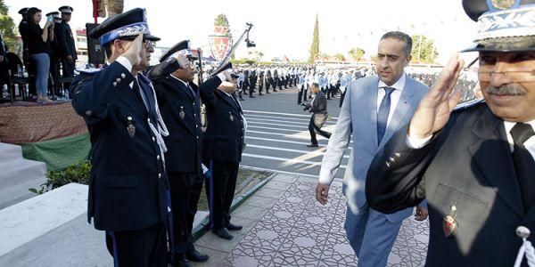 الحموشي ف فاس لتتبع أشغال معهد الشرطة