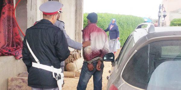 شاب قتل طاشرون نواحي اكادير وسرقلو فلوسو بعد جلسة خمرية