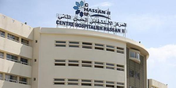 مقدم نوّض قربالة فالمستشفى الجامعي بفاس