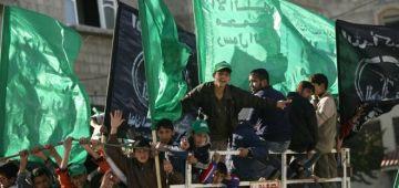 مسؤولين حماس خرجو عائلاتهم من غزة وعوالين يديوهم لمصر