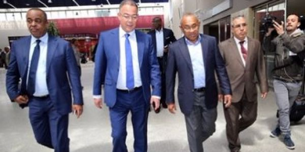مصدر فالكاف فركع الرمانة. كأس إفريقيا غادي ينظمها المغرب