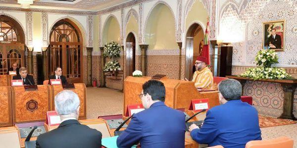 ها اللي ناقش المجلس الوزاري من الجهوية حتى التعليم الاولي وعلاش التجنيد العسكري والتعيينات