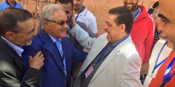 """حميد شباط ل""""كود"""": عندي الحظ الأوفر وبزااف باش نكون امين عام ديال الاستقلال لولاية ثانية"""