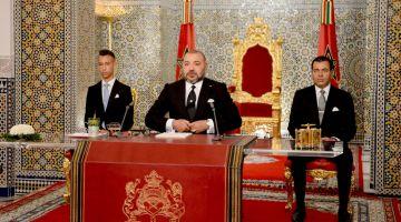 محمد السادس غادي يخطب غدا