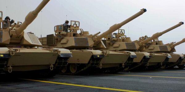 168 دبابة أمريكية جايا للمغرب
