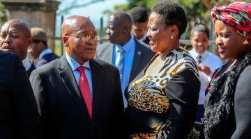 رئيس جنوب إفريقيا السابق جاكوب زوما كيبيع حوايجو باش يخلص المحامين