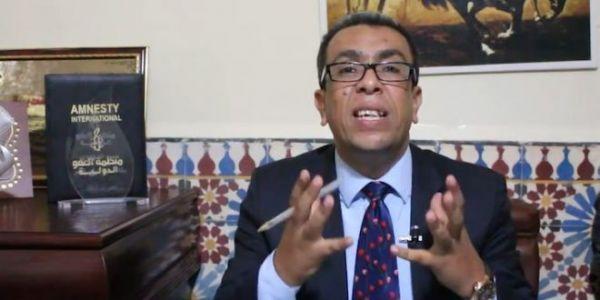 المهداوي قربلها مع القاضي: نتوما ماباغينيش نخرج من الحبس