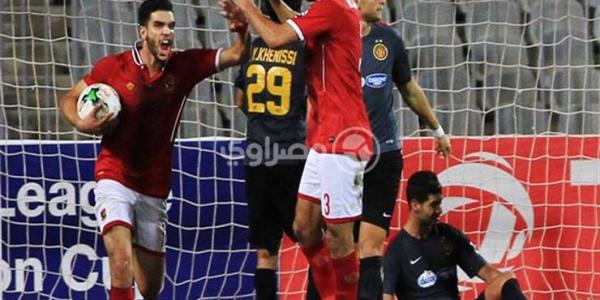 أزارو يعتلي صدارة هدافي الدوري المصري