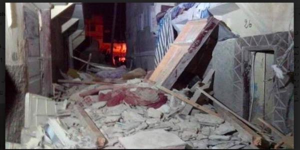 شخص مات و4 تجرحو بسباب انهيار السقف ديال فران تقلیدي فكازا