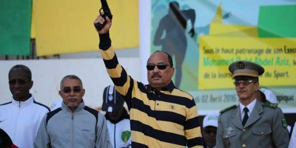عشر دعاوي قضائية ضد ولد العزيز نهار بعد تنصيب الرئيس الموريتاني الجديد