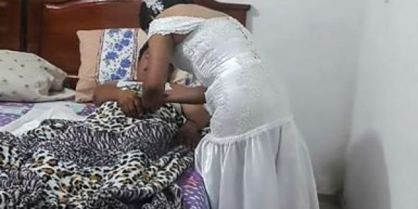 بالصور. ملاك الرحمة ديال بصح سمحات فعرسها ومشات عند مريضها