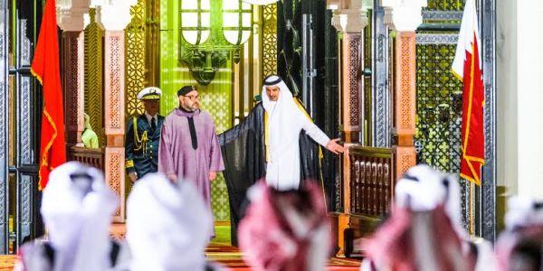 واش شي مبادرة من محمد السادس يصالح فيها الخليجيين: بعد السعودية والبحرين بوريطة عند تميم فقطر