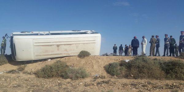 لكسايد غاديين ويفتكو بحياة لمغاربة. ماتو 8 وتجرحو 42 فتازة