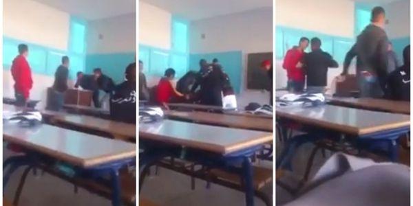 النقابات التعليمية ترفض الاعتداء على شغّيلتها وتدعو إلى الاحتجاج