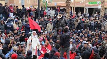 """رفاق الهايج كاعيّين على الأحكام لي صدرات فحق معتقلي """"حراك جرادة"""""""