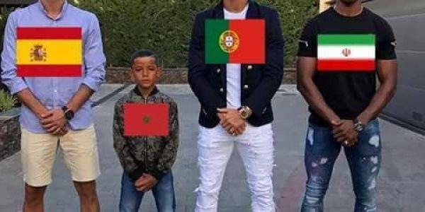 لمغاربة وقرعة مونديال روسيا: طوم وجيري وسخرية وتاريخ