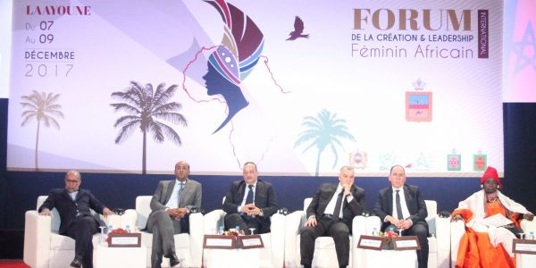 الأدب خدم السياسة بمنتدى النساء الافريقيات بالعيون
