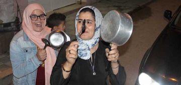 باش هاد الحكومة فاشلة وغادية تجهل لمغاربة بتصرفاتها. علاش ما دارش احتجاجات كبيرة ضد هاد الحجر الصحي كل نهار بهاد الطريقة