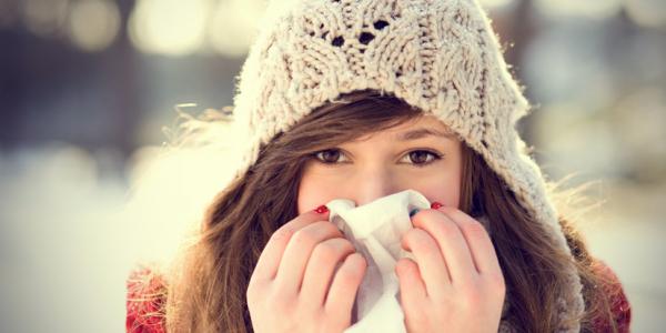 دراسة: البرودة مكتسببش الزكام مقارنة بالدفا فالدار