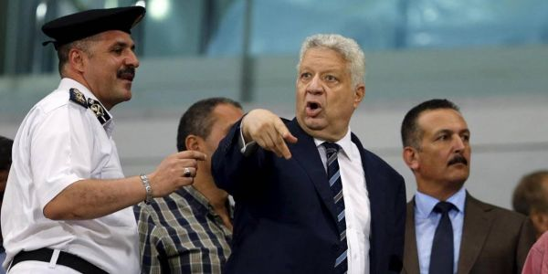 تهديد من الملياردير المصري مرتضى منصور للاعبين المغربيين بنشرقي وأوناجم