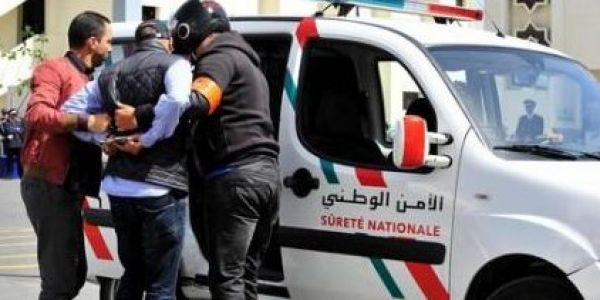 روينة فأخطر حي بفاس.. مشرملين جبدو السلاح الابيض على البوليس