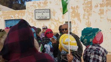 البوليساريو اعتاقلات مدون معارض منسق المبادرة من اجل التغيير