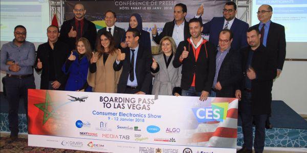 المغرب أول مرة أيشارك في المعرض الدولي للالكترونيات في لاس فيغاس الأمريكية