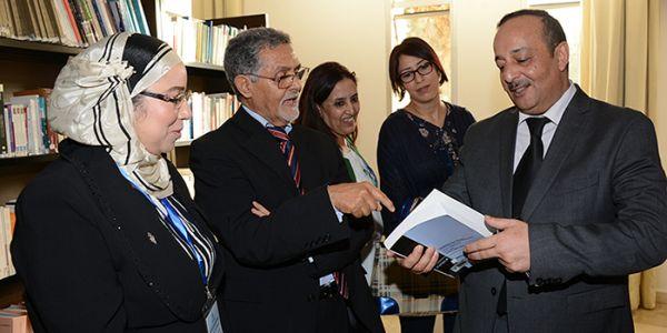 الأعرج: مشروع تفعيل الطابع الرسمي للأمازيغية مرتكز قانوني لصون الحقوق لمختلف مكونات الشعب المغربي