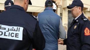 البوليس و بتنسيق مع الديستي طيحو ريزو كبير ديال السرقة بين الرباط وسلا و ها اشنو لقاو عندهم