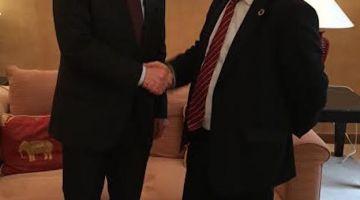 بريطانيا باغا دور أكبر فملف الصحراء. هورست كولر يلتقى وزير بريطانيا لشؤون الشرق الأوسط وشمال إفريقيا