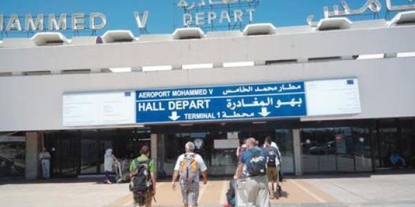 """بعد الفوضى والتسيب..اللجوء لـ""""الأمن العسكري"""" باش ينقذ مطار محمد الخامس ف كازا"""