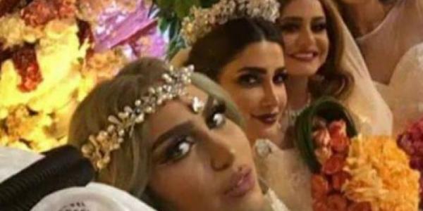 سعودي مقربل «تويتر» بزواجه بأربع مغربيات دقة وحدة