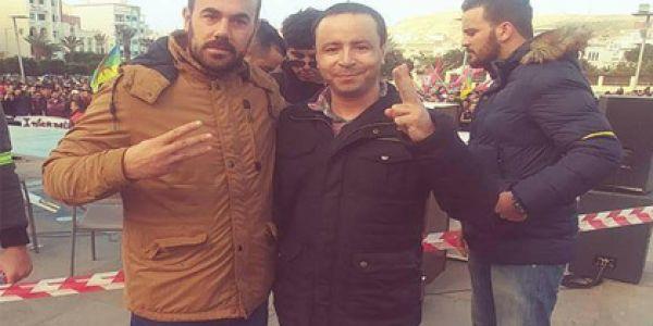 """عاجل.. البوشتاوي محامي معتقلي """"حراك الرّيف"""" ضربوه بـ20 شهر ديال الحبس"""