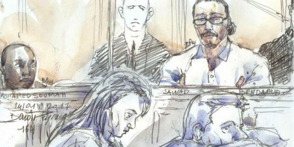 القضاء يبرئ جواد بن داوود المتهم بإيواء اثنين من منفذي اعتداءات باريس
