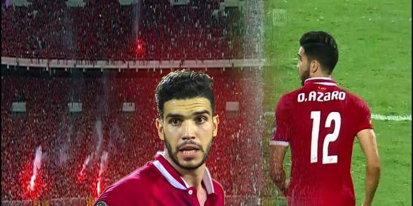 الأهلي يكشف كواليس التعاقد مع هدافه المغربي أزارو